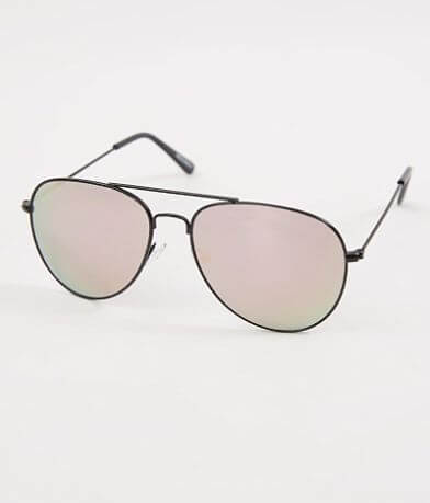 BKE Mirror Aviator Sunglasss