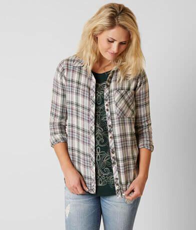 BKE Eased Flannel Shirt