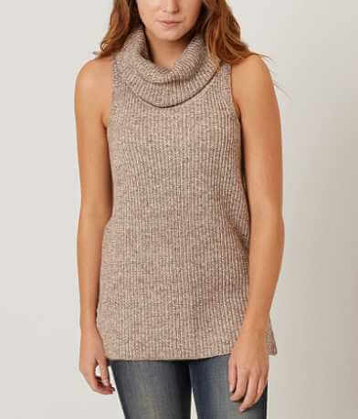 red by BKE Open Weave Sweater