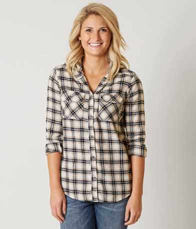 BKE Eased Flannel Shirt
