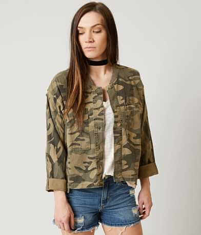 Gilded Intent Camo Jacket