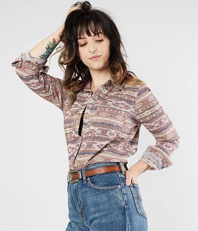 Gilded Intent Southwestern Shirt