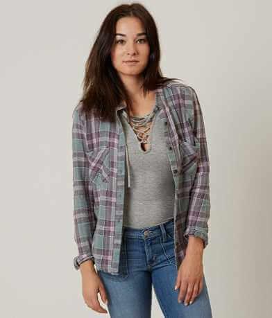 Gilded Intent Jacquard Stitch Shirt
