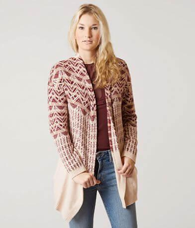 Gilded Intent Grandpa Cardigan Sweater