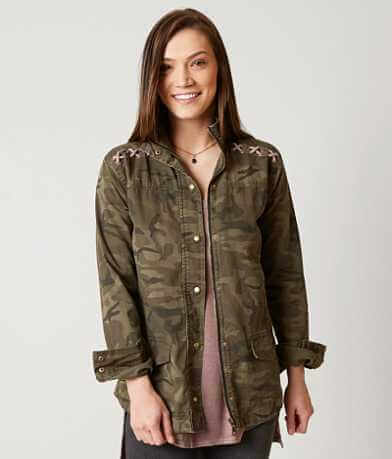 Gilded Intent Military Jacket