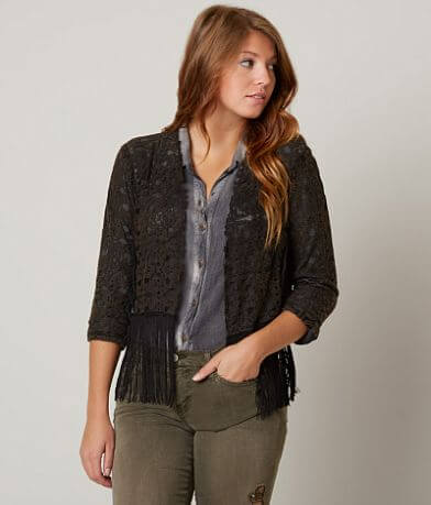 Gimmicks Lace Cardigan