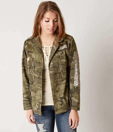 Gimmicks Military Jacket