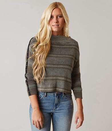 Gimmicks Grommet Sweater