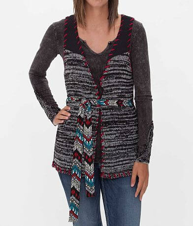 Gimmicks Jacquard Sweater Vest
