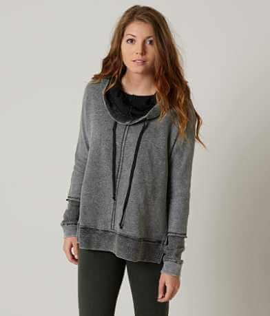 Gimmicks Cowl Neck Sweatshirt