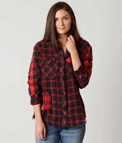 Legacy Collection by BKE Flannel Shirt