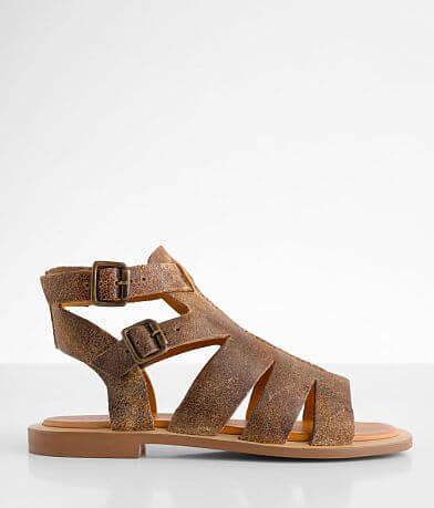 Diba True Circle City Leather Sandal