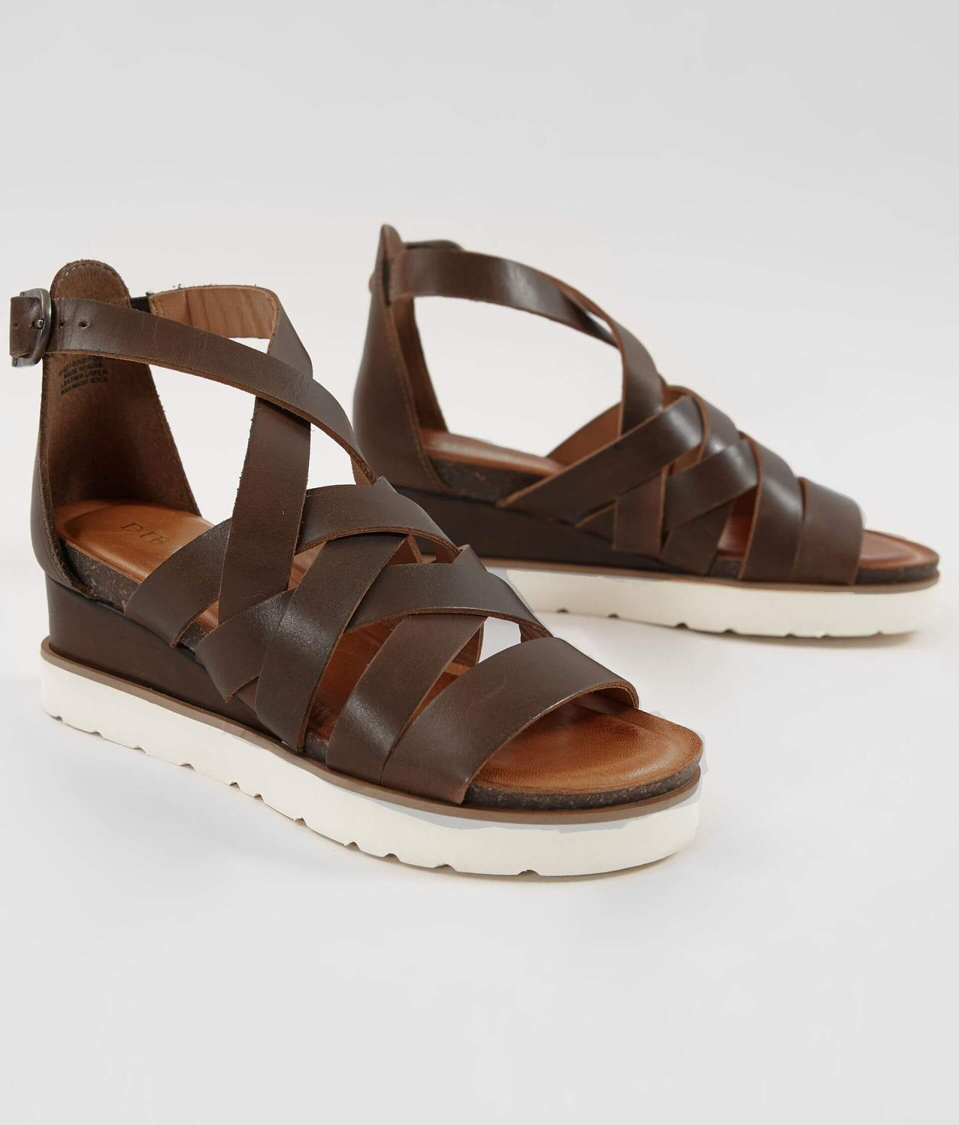 af26da7ed Diba True Good For Me Leather Sandal - Women s Shoes in Brown