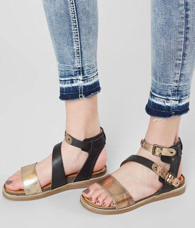 Diba True Fair Enough Leather Sandal