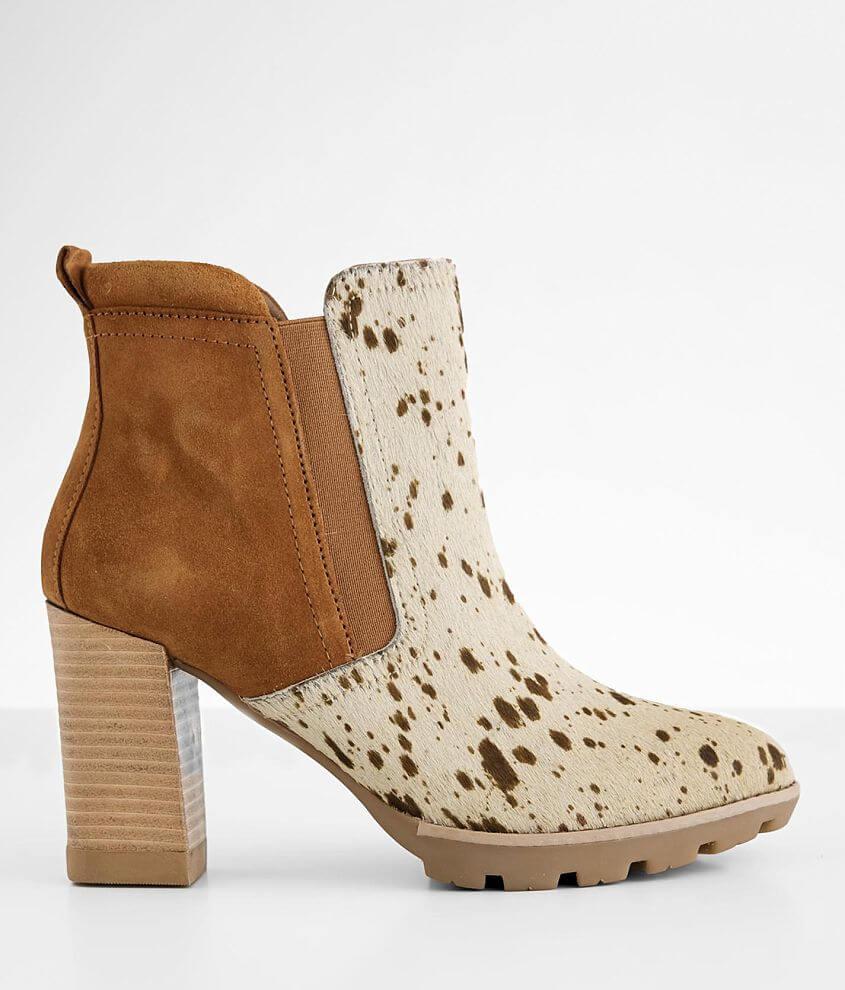 Diba True Villa Nella Leather Ankle Boot front view