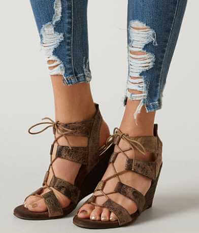 Diba True Investment Wedge Sandal