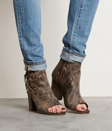 Diba True Ivyvine Leather Heeled Sandal