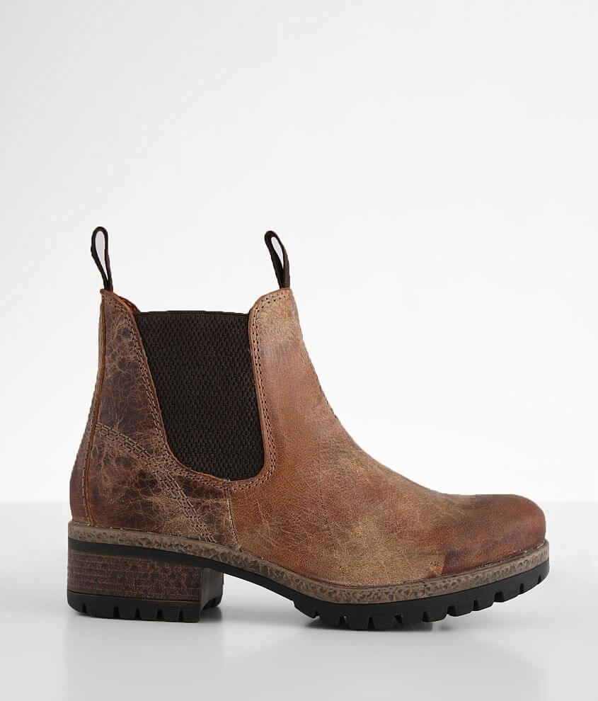 Diba True Say So Leather Chelsea Ankle Boot front view