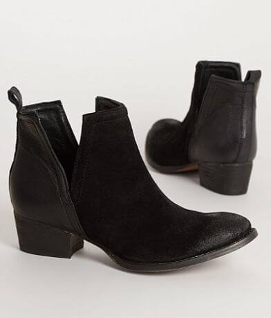 Diba True Stop By Leather Ankle Boot