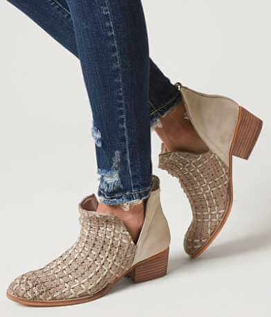 Diba True Struck Gold Ankle Boot