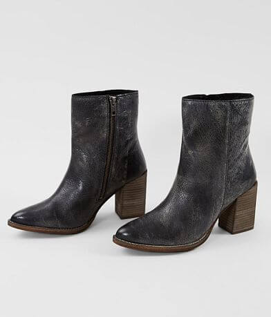 Diba True Tall Toes Leather Ankle Boot