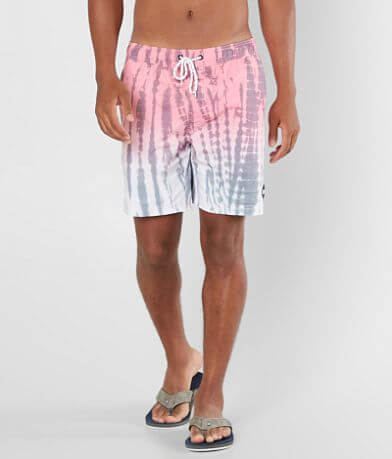 Dibs Washed Stretch Boardshort