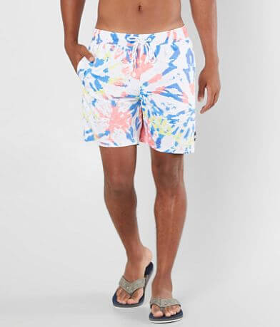 Dibs Turn Up Stretch Boardshort