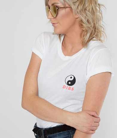 Dibs Yin Yang T-Shirt