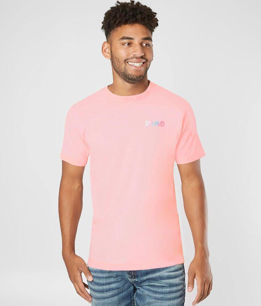 Dibs Chill Out UV T-Shirt front view
