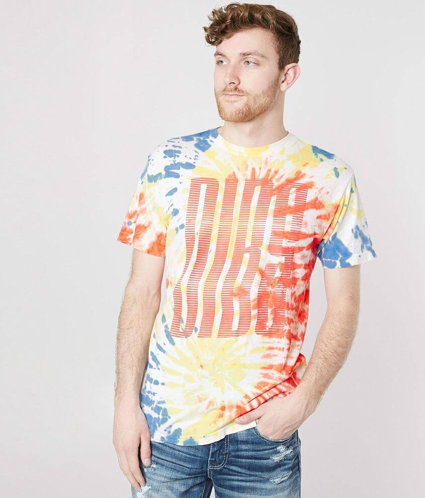 Dibs Glitch T-Shirt front view