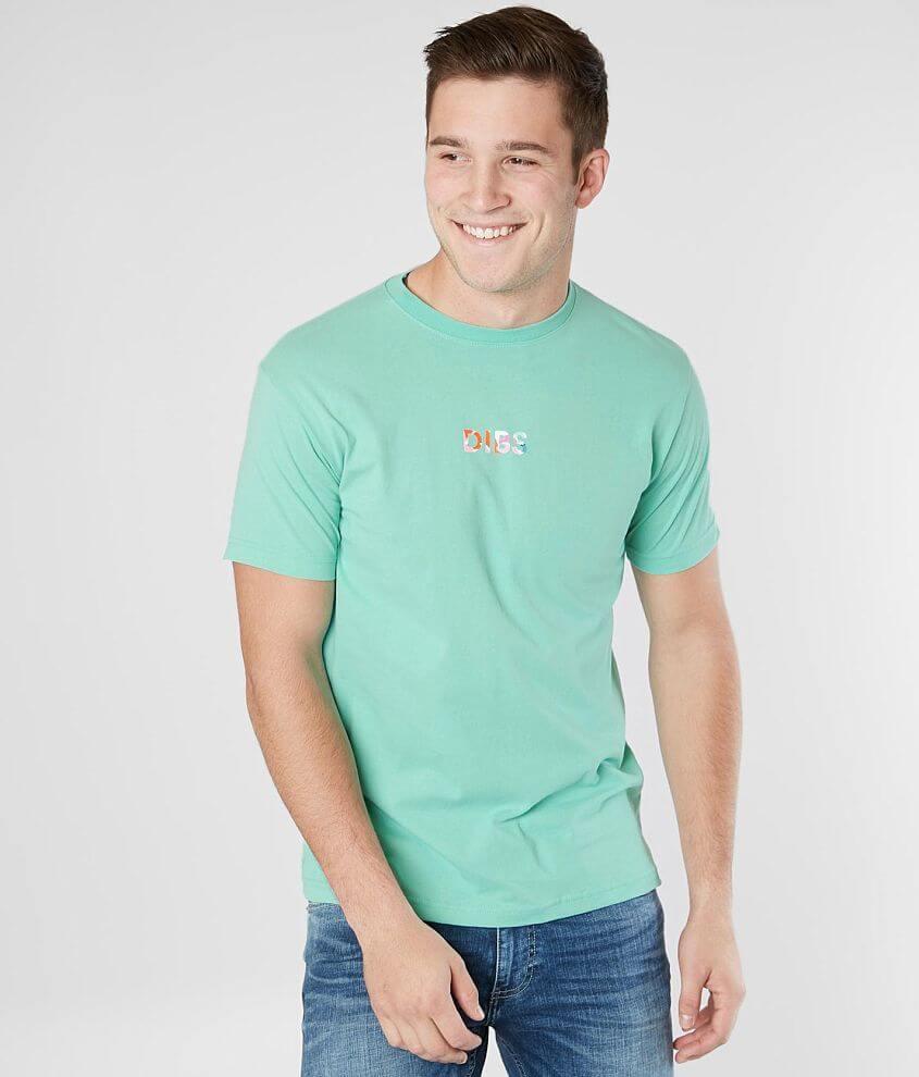 Dibs Slide UV T-Shirt front view