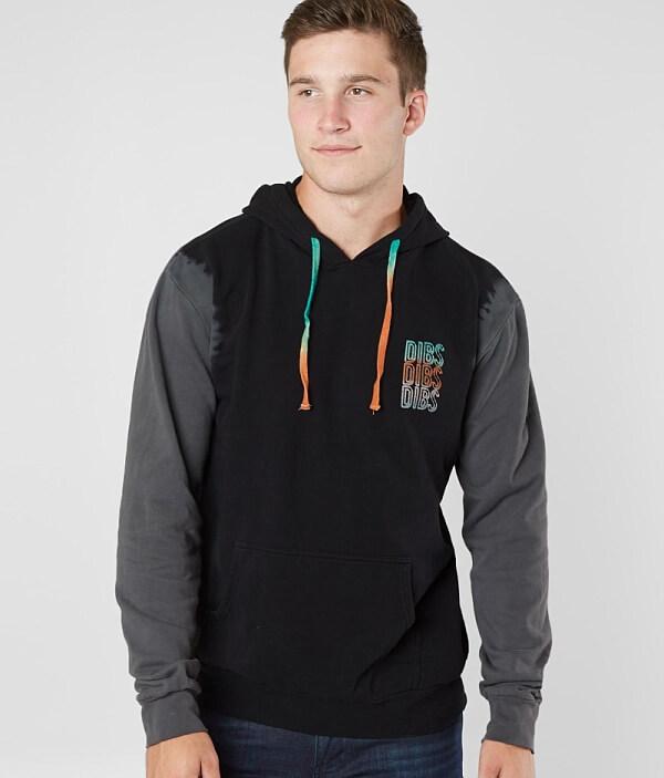 Dibs Hooded Paradigm Paradigm Sweatshirt Dibs F1q8vFwCx