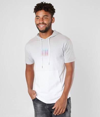 Dibs Shutdown Hooded T-Shirt