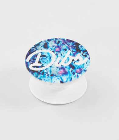 Dibs Acid Crystal Popsocket