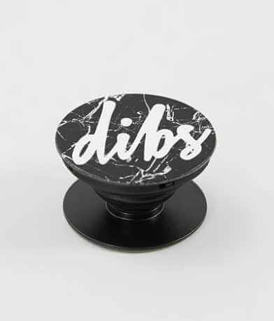 Dibs Marble Phone Holder