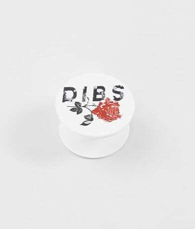 Dibs Rose Phone Holder