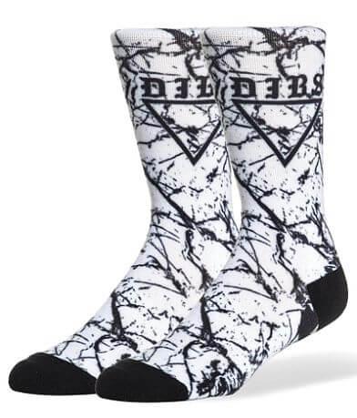 Dibs Attack Socks