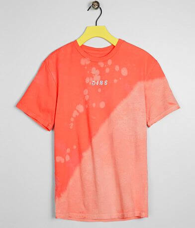 Boys- Dibs Striper Floral T-Shirt