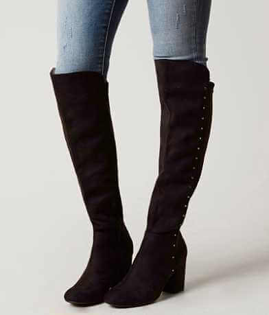 Solely Black by BKE Stud Boot