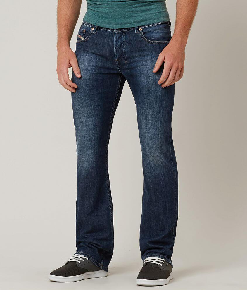 b1d5f7bc57f Diesel Zatiny Boot Jean - Men's Jeans in 0855L | Buckle