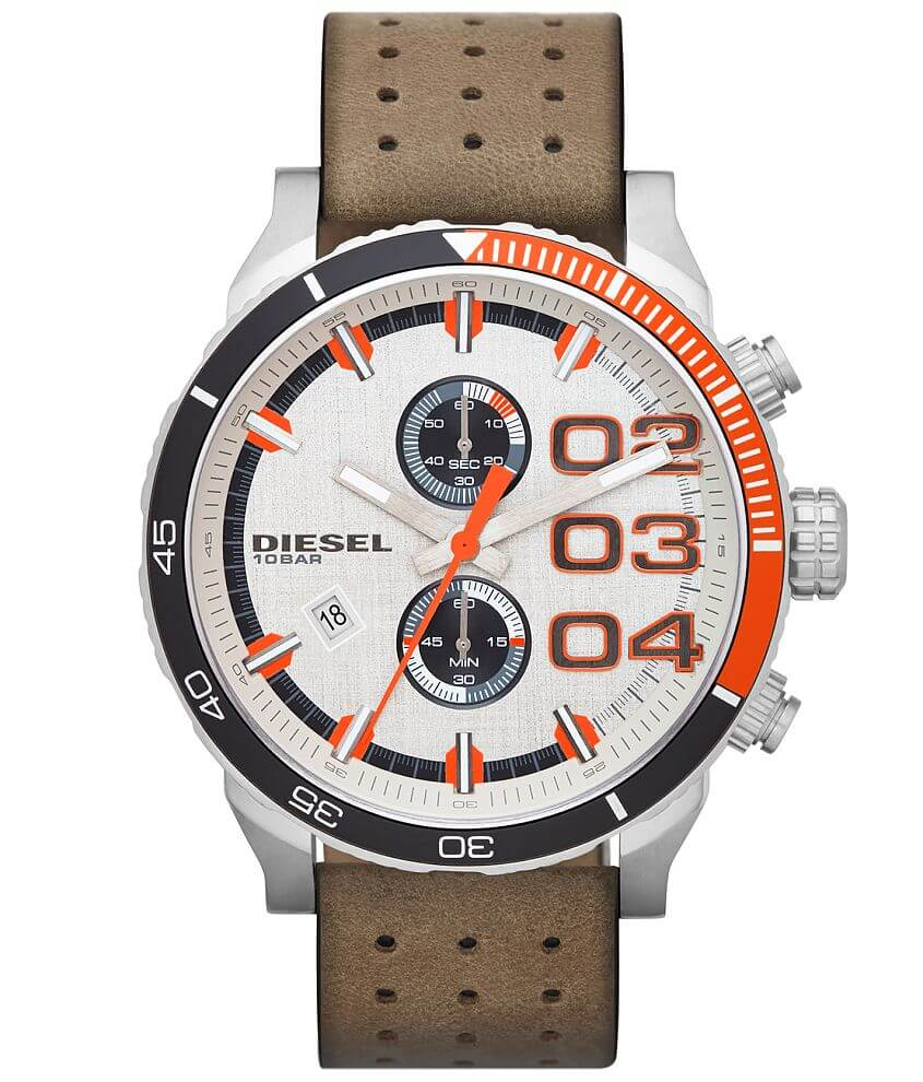 Diesel Franchise 2.0 Watch front view