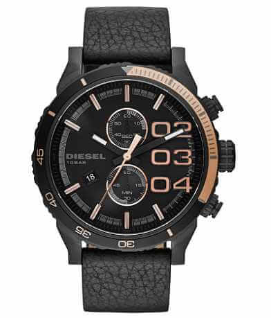 Diesel Double Down Chrono Watch