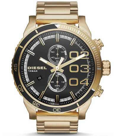 Diesel Double Down Watch