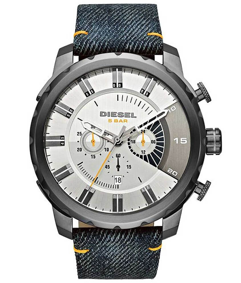 Diesel Stronghold Watch front view