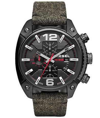 Diesel Overflow Watch