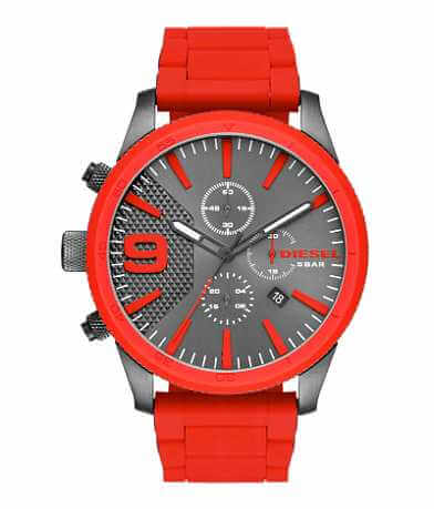 Diesel Rasp Chrono Watch
