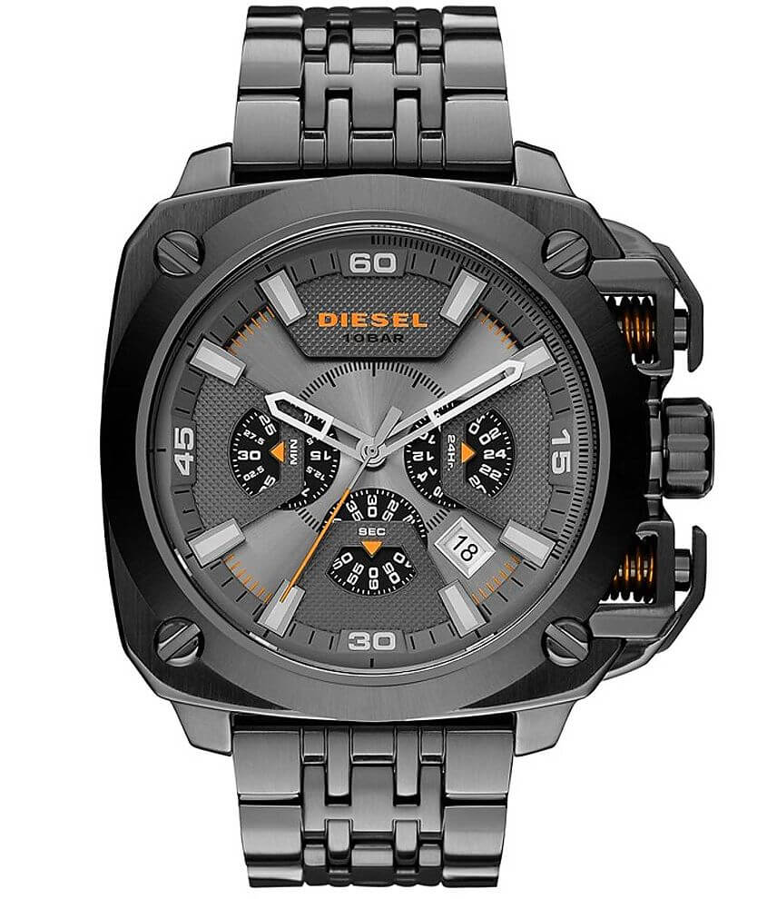 Diesel Bamf Watch front view