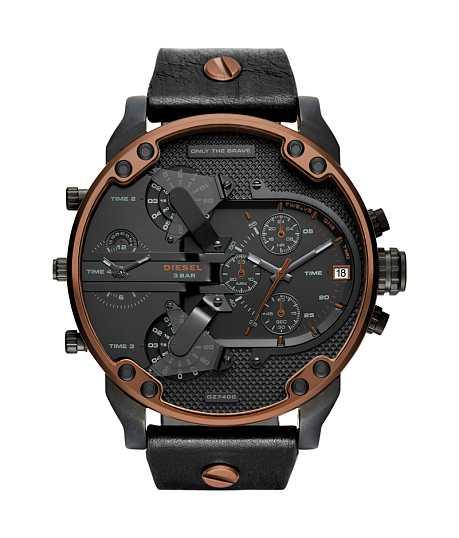 watches for men buckle diesel mr daddy 2 0 watch
