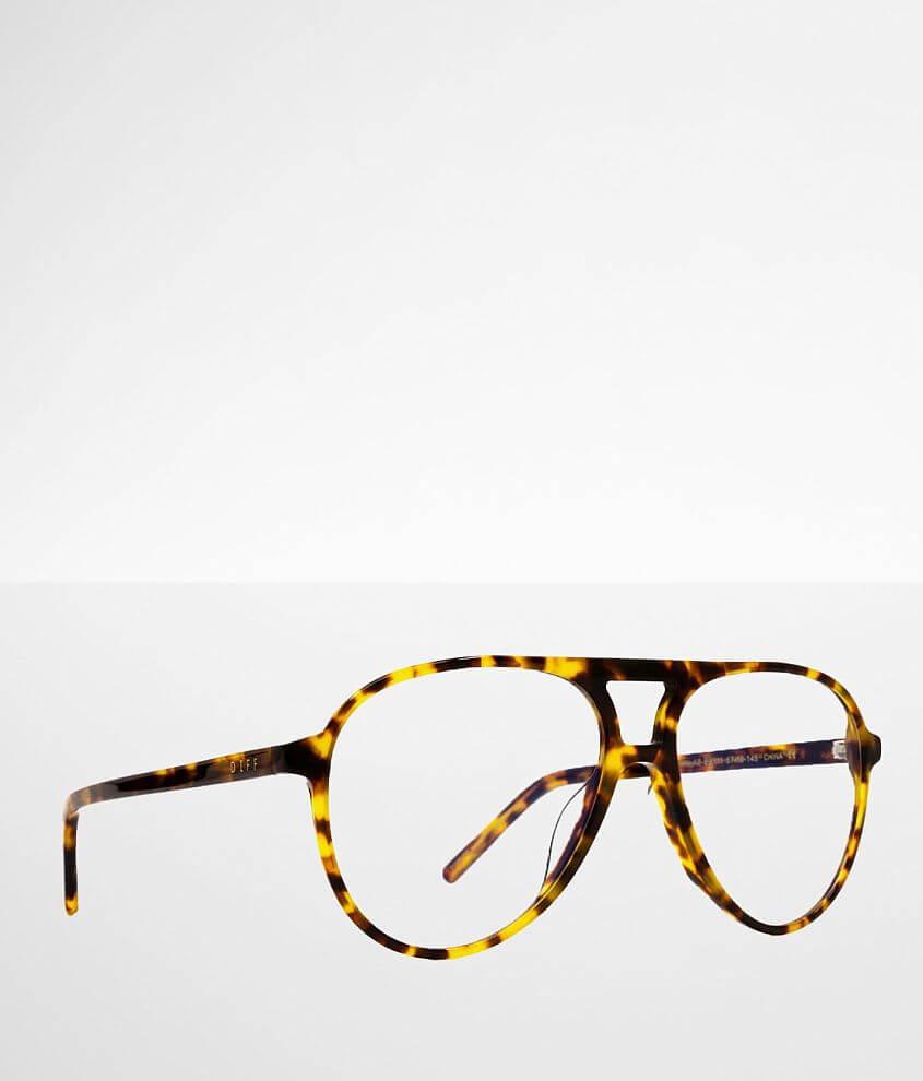 DIFF Eyewear Jvn Tosca Blue Light Blocking Glasses front view