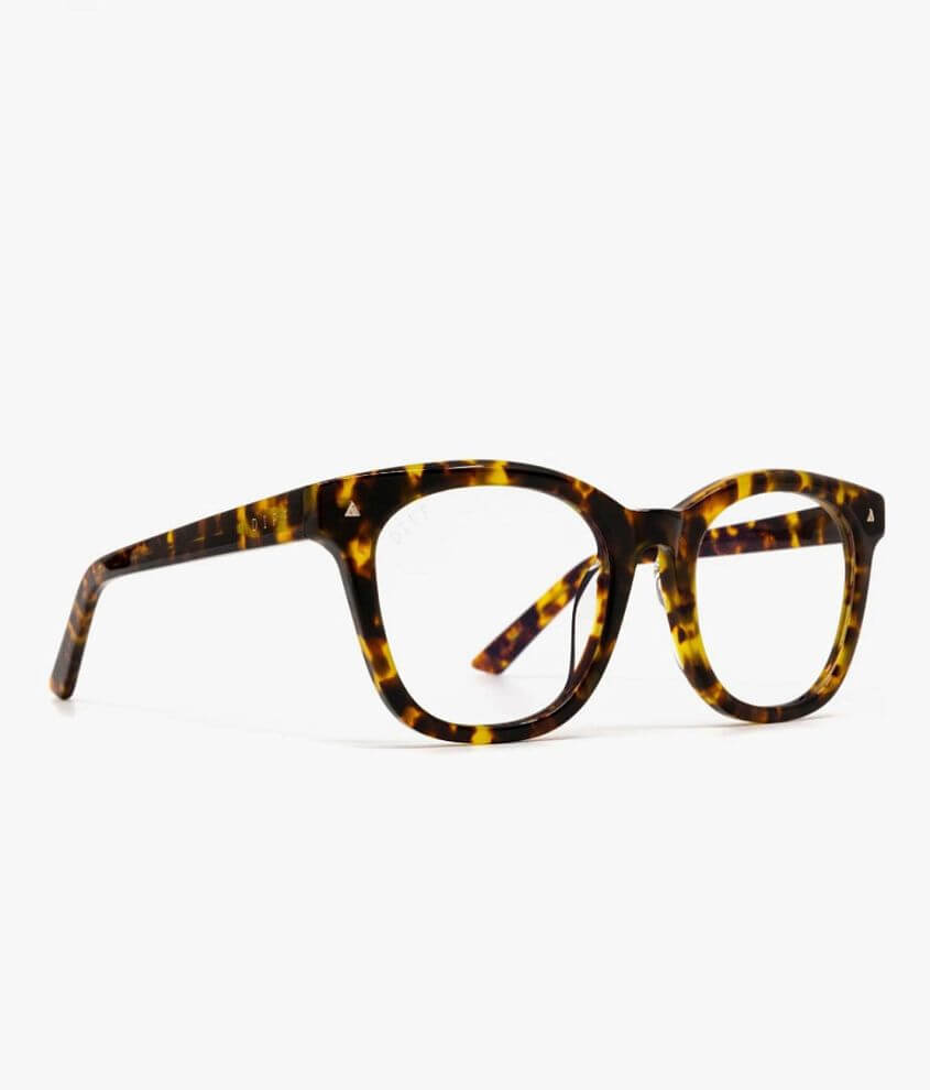 DIFF Eyewear Ryder Blue Light Blocking Glasses front view